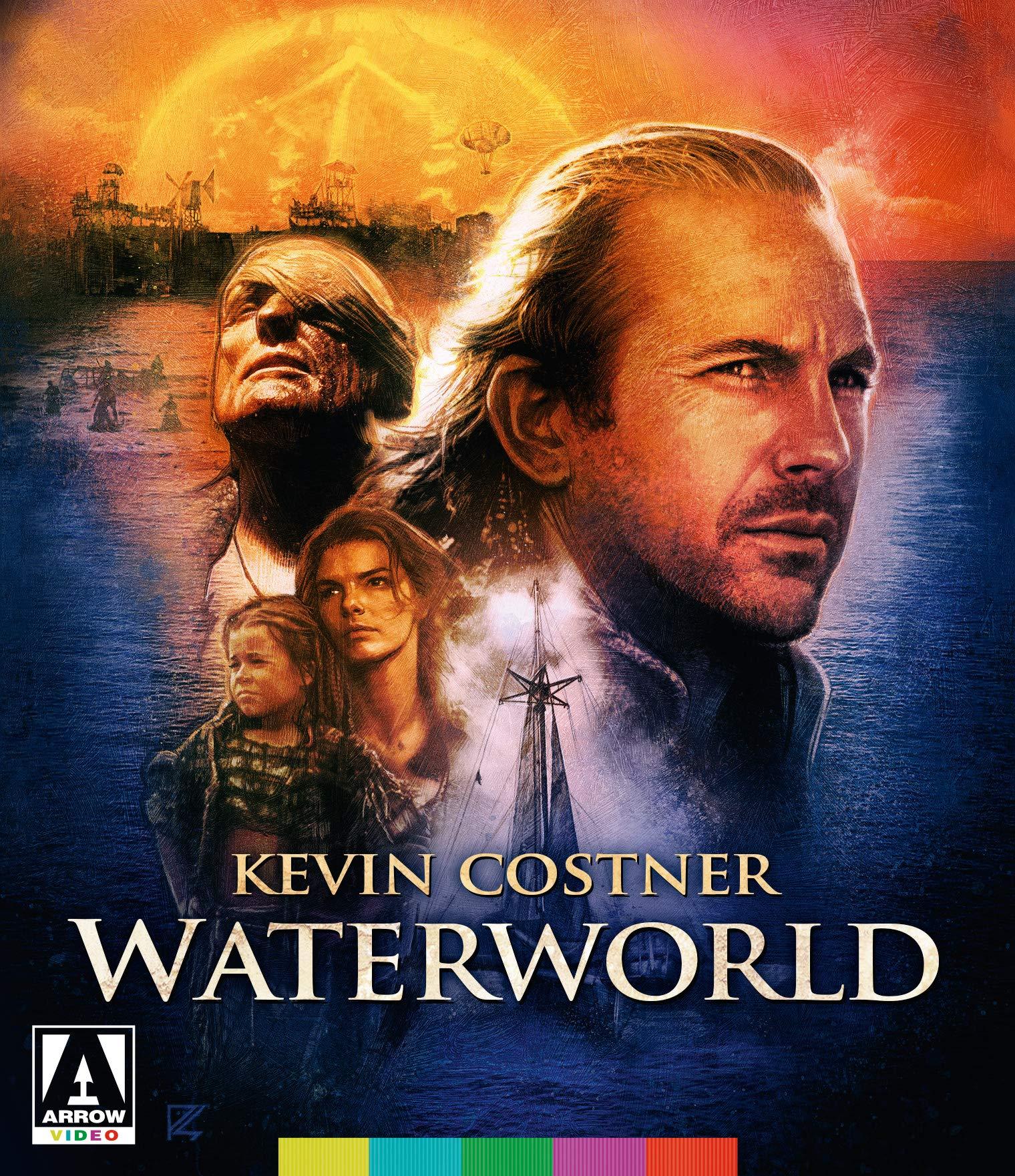Blu-ray : Waterworld (Limited Edition)
