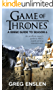Game of Thrones: A Binge Guide to Season 6 (Game of Thrones Binge Guide)