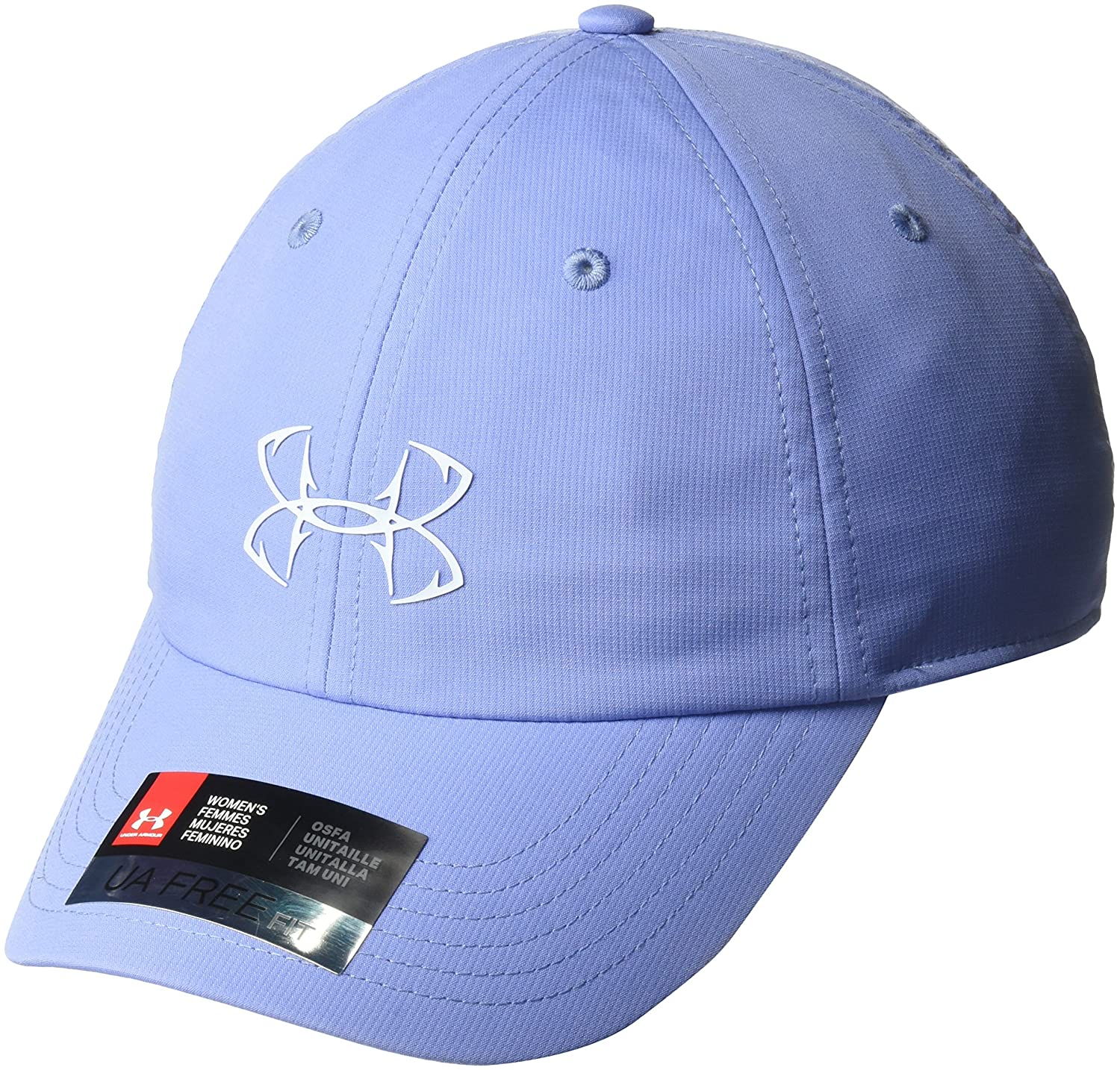 Under Armour Giacca da Donna Storm Fish cap Cappello, Donna, Talc Blue/Oxford Blue, Taglia Unica Under Armour Outdoors 1306287