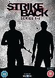 Strike Back Season 1 - 4 Box Set / ストライク バック シーズン 1 - 4 ボックスセット(DVD)[Import]