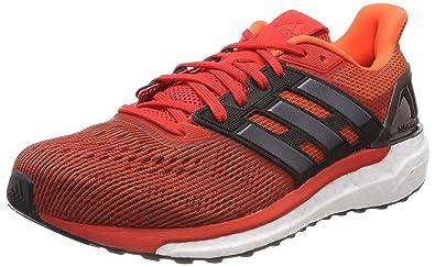 wholesale dealer 524f5 dd3be adidas Mens Supernova Training Shoes, Orange (SorangNgtmetHirere 000),