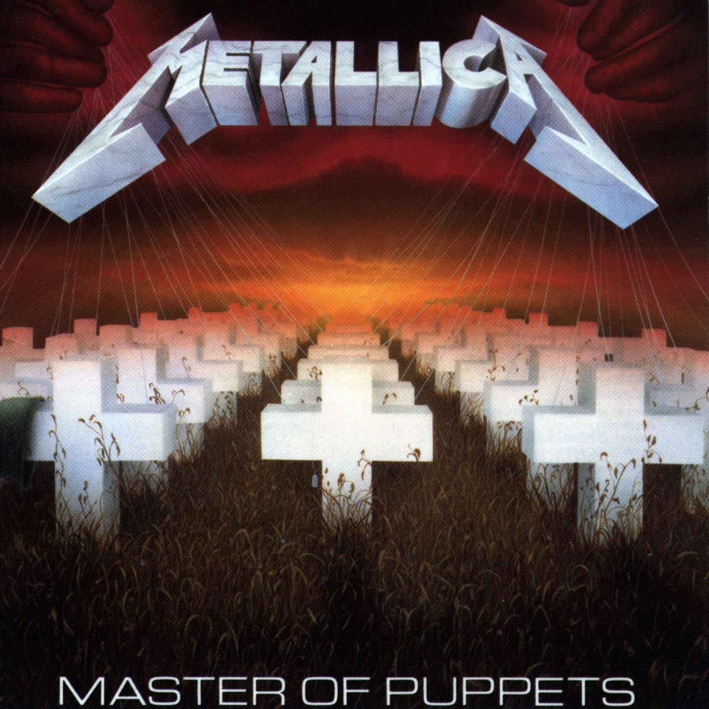 Vinilo : Metallica - Master of Puppets (LP Vinyl)