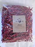 Arbol Chile Mexican Whole Dried Arbol Chile - 8 oz Resealable Bag - El Molcajete Brand for Mexican Recipes, Tamales , Salsa, Chili, Meats, Soups, Stews & BBQ