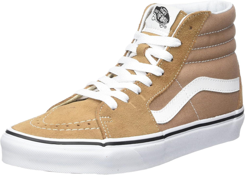 vans beige high top