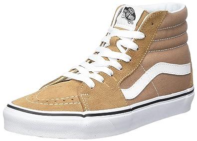 Vans Unisex-Erwachsene Sk8-Hi Suede/Canvas Sneaker