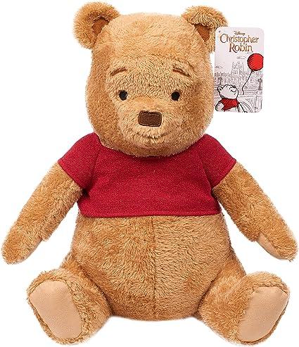 Amazon Com Christopher Robins Live Action 14 Large Pooh Plush