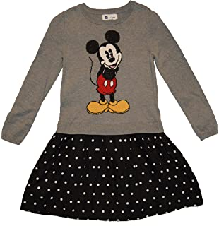 7a486293 Amazon.com: GAP Kids Girls Disney Mickey & Minnie Mouse Pink Sequin ...