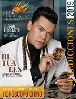 Niño Prodigio, La Revista: Predicciones 2019 - VERSION DIGITAL (Spanish Edition)