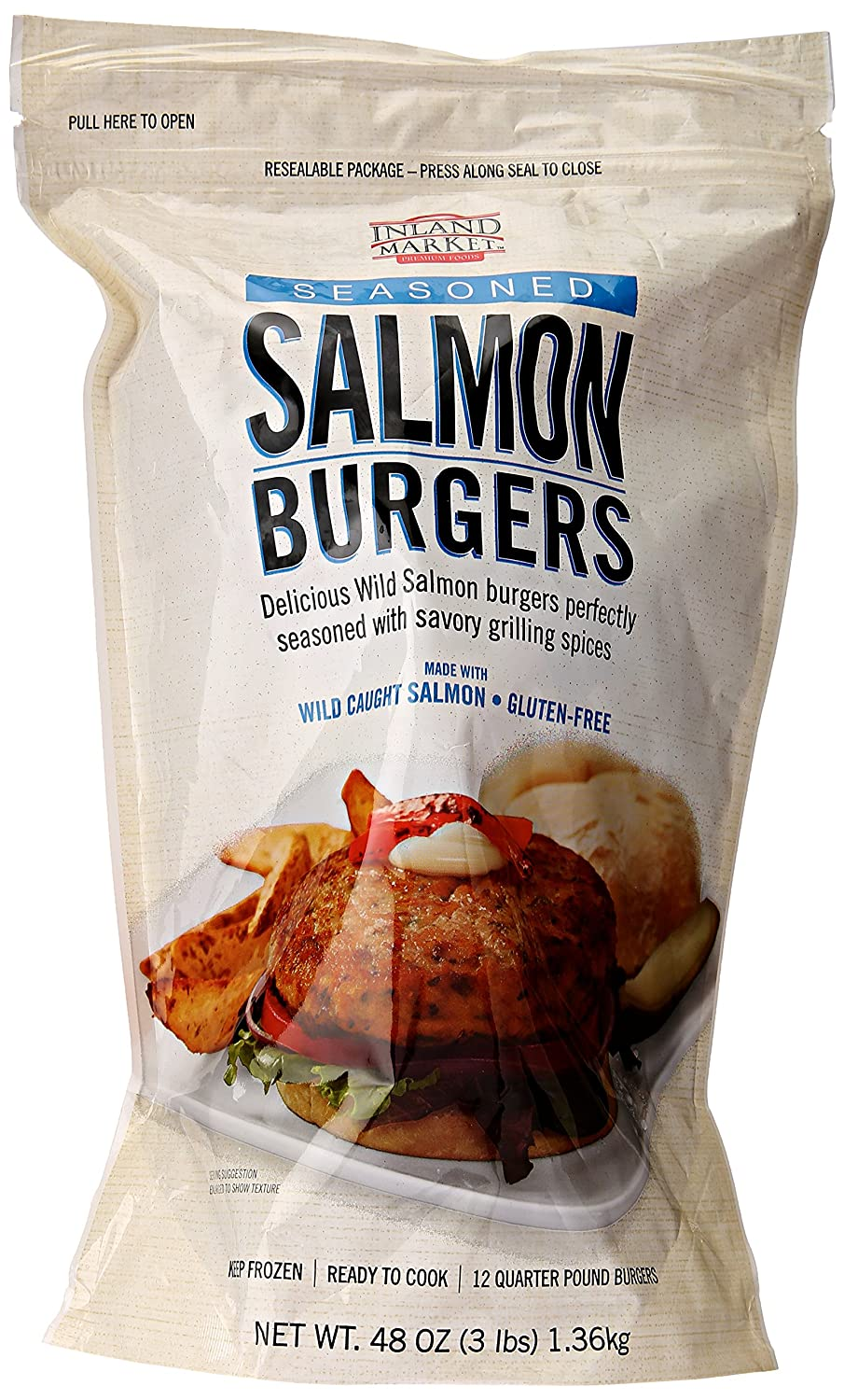 how to grill frozen salmon burgers