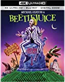 Beetlejuice (4K Ultra HD + Blu-ray + Digital)
