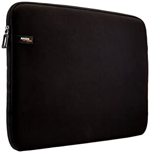 AmazonBasics 17.3-Inch Laptop Sleeve