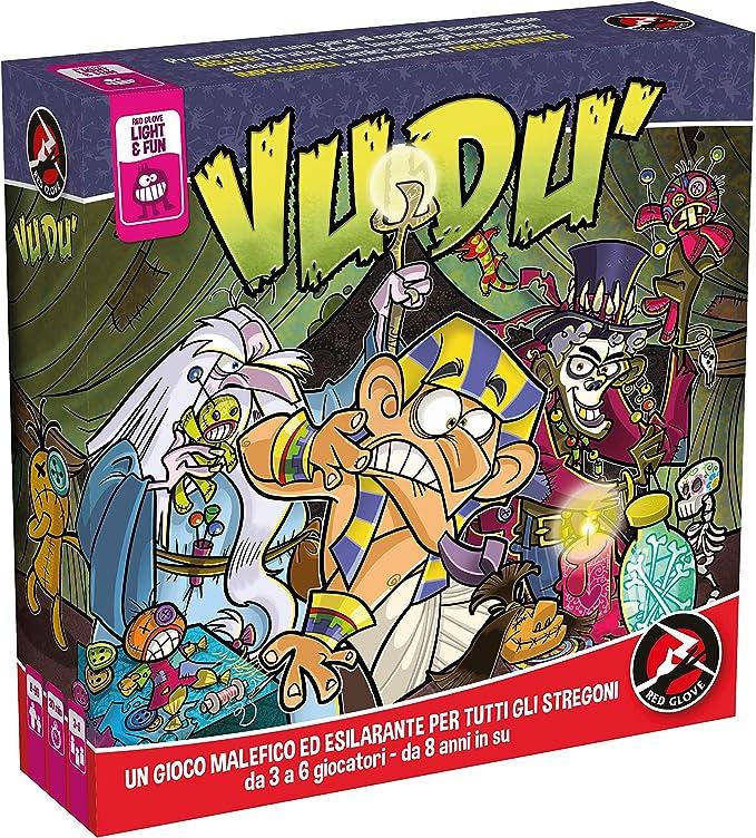 Red Glove - Voodoo Juego de Mesa: aa.vv.: Amazon.es: Juguetes y juegos