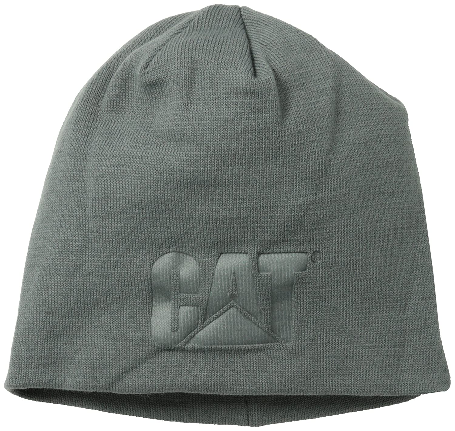753623a9 Caterpillar Men's Trademark Knit Cap, Grey One Size at Amazon Men's  Clothing store: Skull Caps