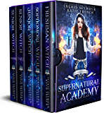 Supernatural Academy: The Complete Series