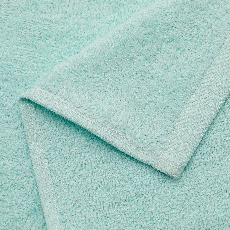 Tanti Colori Blu petrolo ZOLLNER 2 Asciugamani per la Sauna 70x200 cm