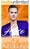 Hearts Afire: A steamy, age-gap, M/M romance (Forged in the City Book 2)