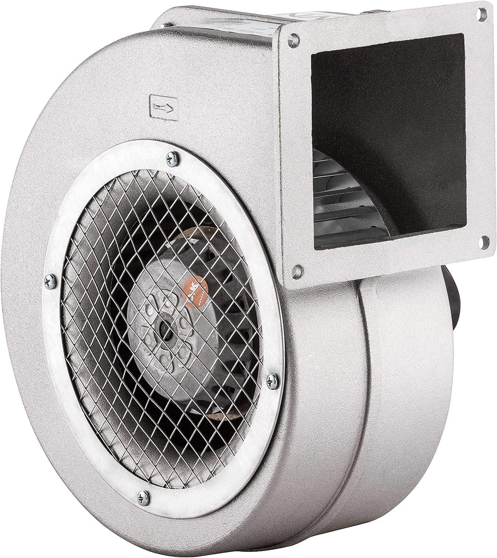 Ventilador Centrífugo AC Ventilador centrífugo carcasa de aluminio - BDRAS-120-60