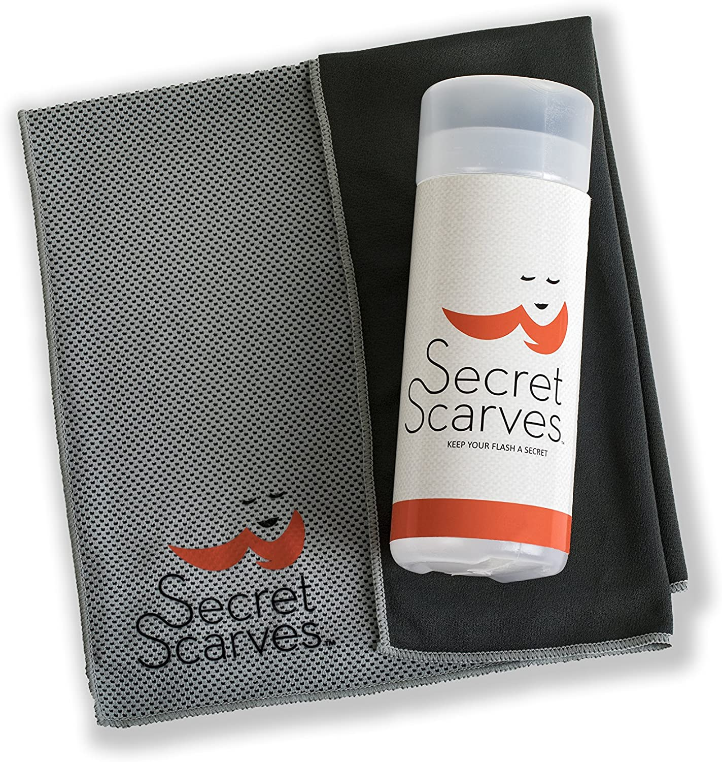 Secret Scarves Cooling Insert - Hide Your Hot Flash Symptoms