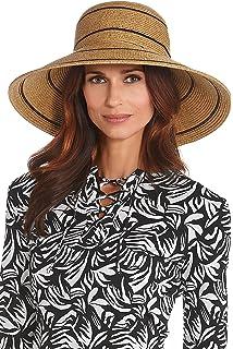 babcec30b29 Coolibar UPF 50+ Women s Shapeable Poolside Hat - Sun Protective ...