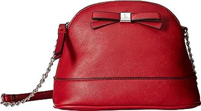 Womens Material Mashup Crossbody Ruby Red/Ruby Red One Size Nine West xdzrzHEax