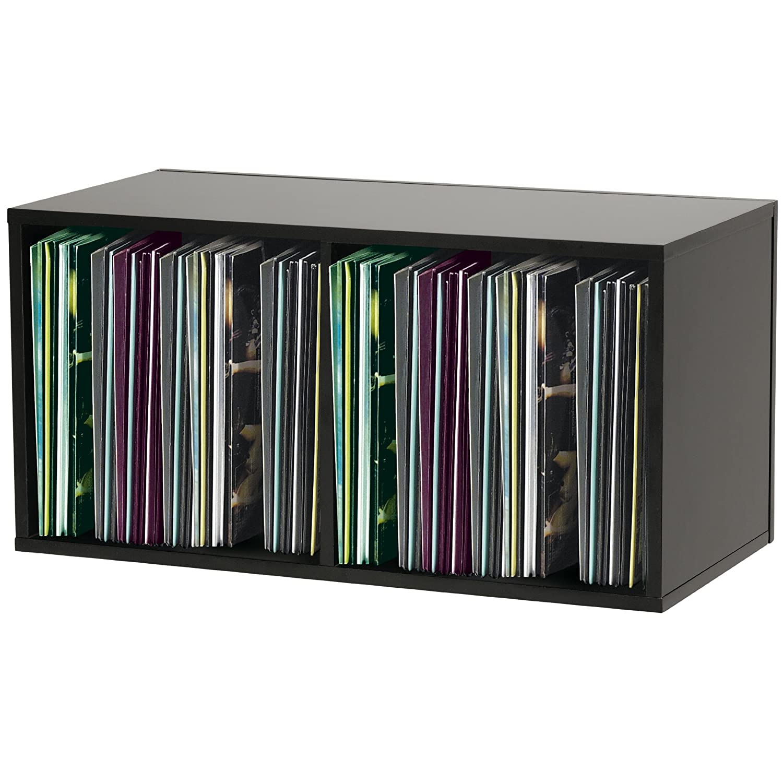 of img in organizers black shelf white cube way storage basics cubes copy products record vinyl closet