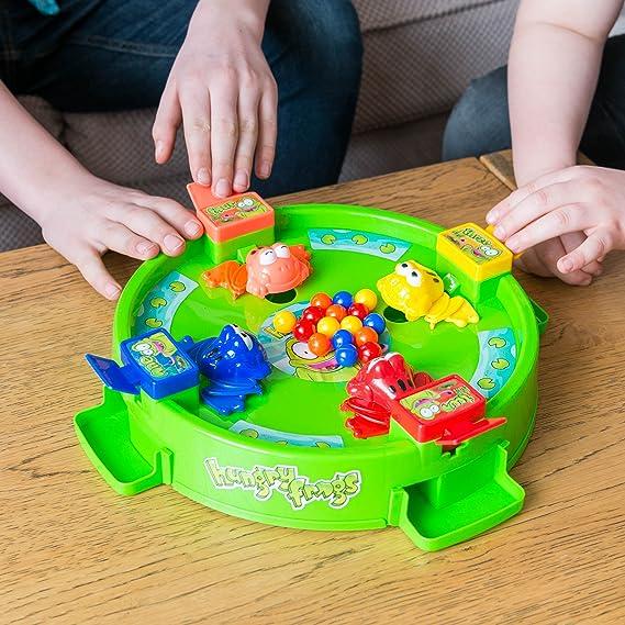 Toyrific - Juego de Reflejos, 2 a 4 Jugadores (Wilton Bradley TY4979) (versión en inglés): Amazon.es: Juguetes y juegos