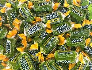 Jolly Rancher Green Apple Hard Candy (2 Pound Bag)