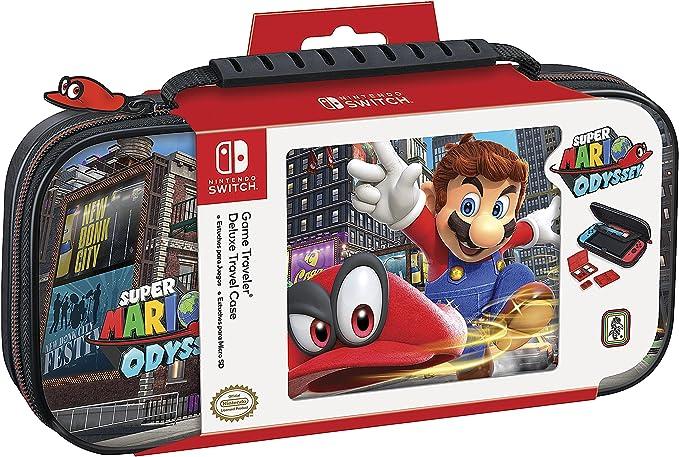 Ardistel - Game Traveler Deluxe Carcasa De Viaje NNS58 (Nintendo ...