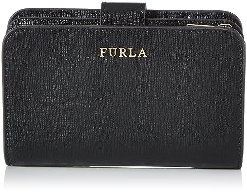Furla - 872836, Carteras Mujer, Negro (Onyx), 1x10.5x13 cm (B x H T): Amazon.es: Zapatos y complementos