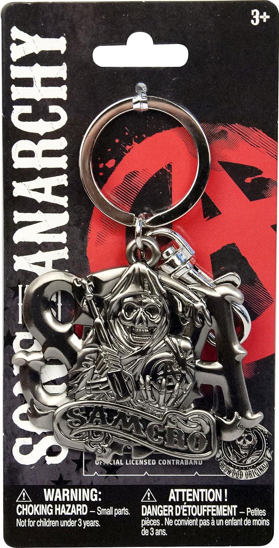 Sons of Anarchy Samcro - Llavero: Amazon.es: Juguetes y juegos
