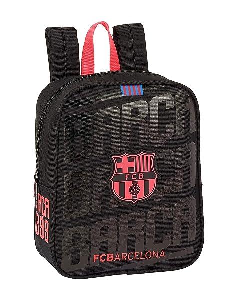 FC Barcelona Safta - F.C. Barcelona Oficial Mochila Escolar Infantil: Amazon.es: Ropa y accesorios