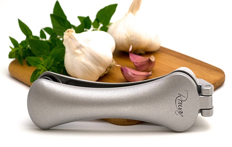 Rowav European Chef's Garlic Press Review