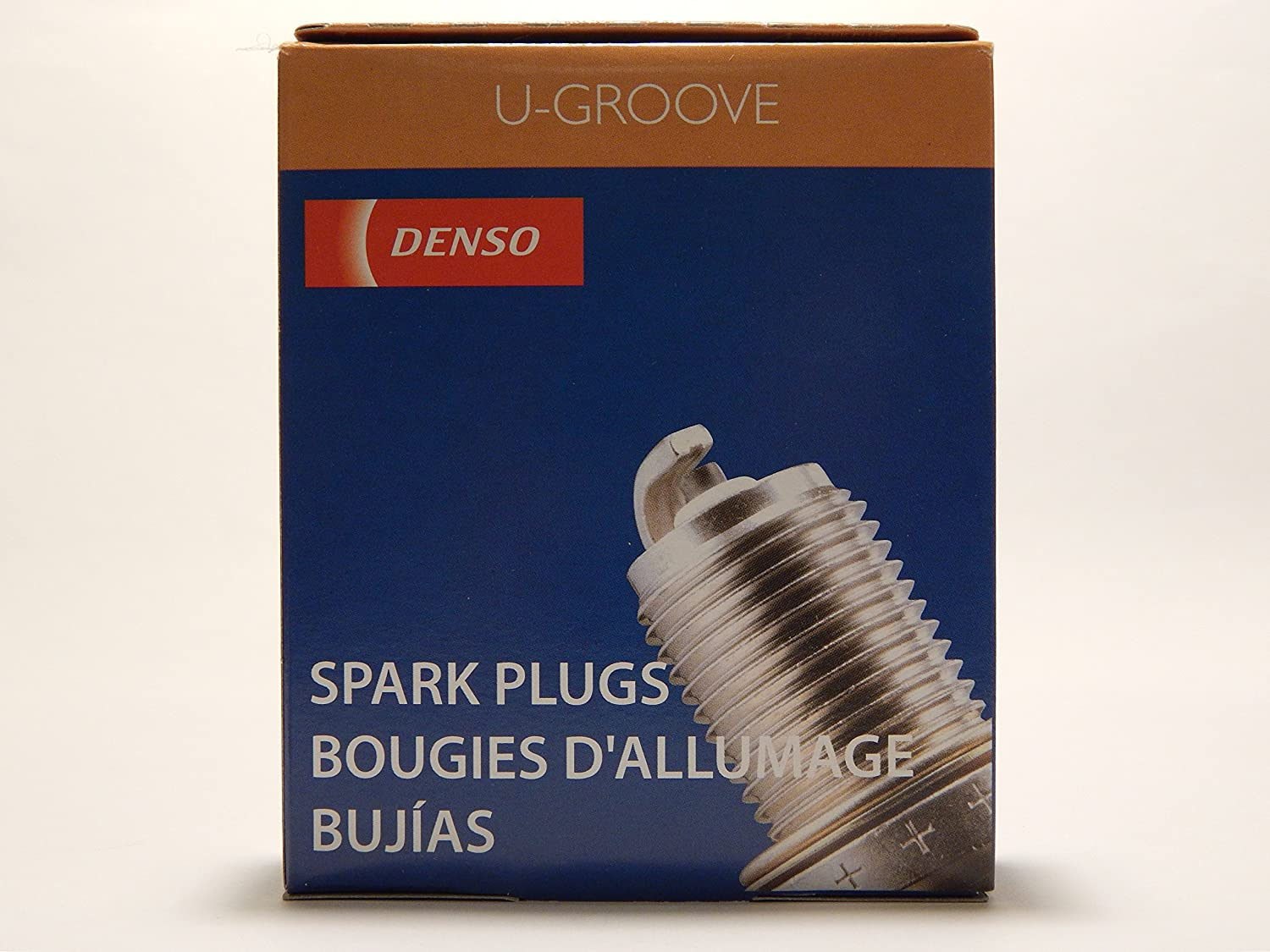 Amazon.com: 4 PCS *NEW* -- DENSO #3130 -- U-GROOVE - Standard Spark Plugs -- K16PR-U11: Automotive