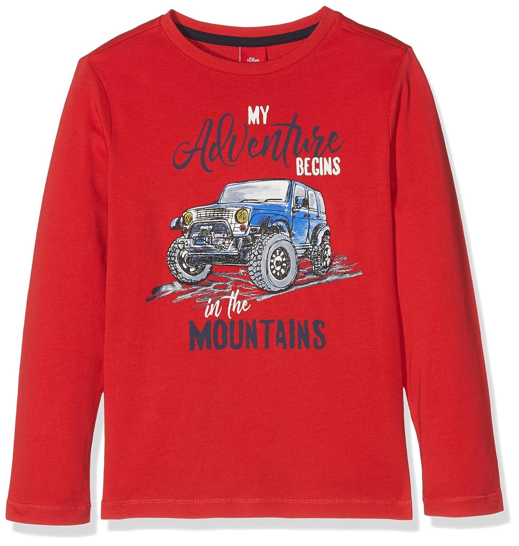 s.Oliver Boys Longsleeve T-Shirt