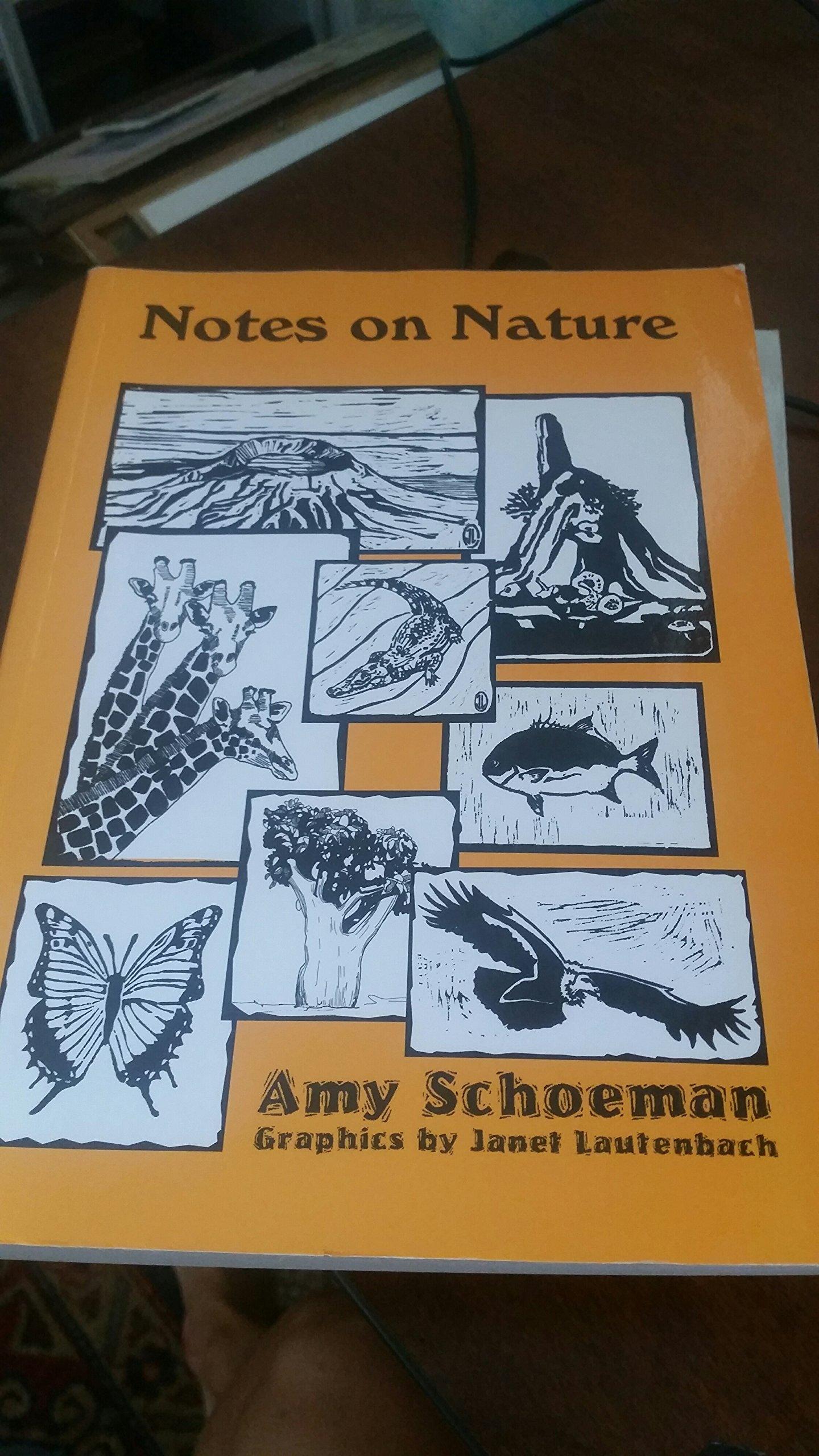Download Notes on nature pdf epub