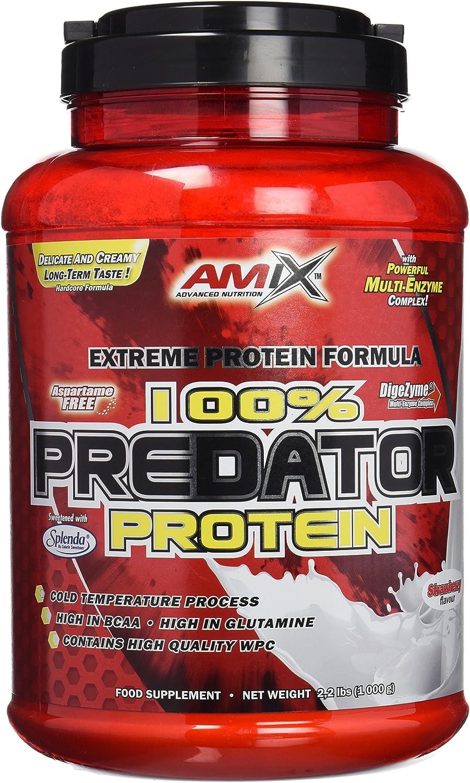 Amix Predator Proteínas - 1000 gr_8594159533073: Amazon.es: Salud ...