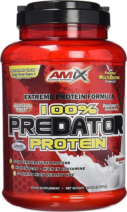 Amix Predator Protein 1 Kg Fresa 1 1000 g