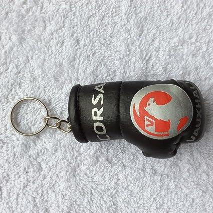 Opel Corsa Mini guantes de boxeo llavero: Amazon.es: Coche y ...