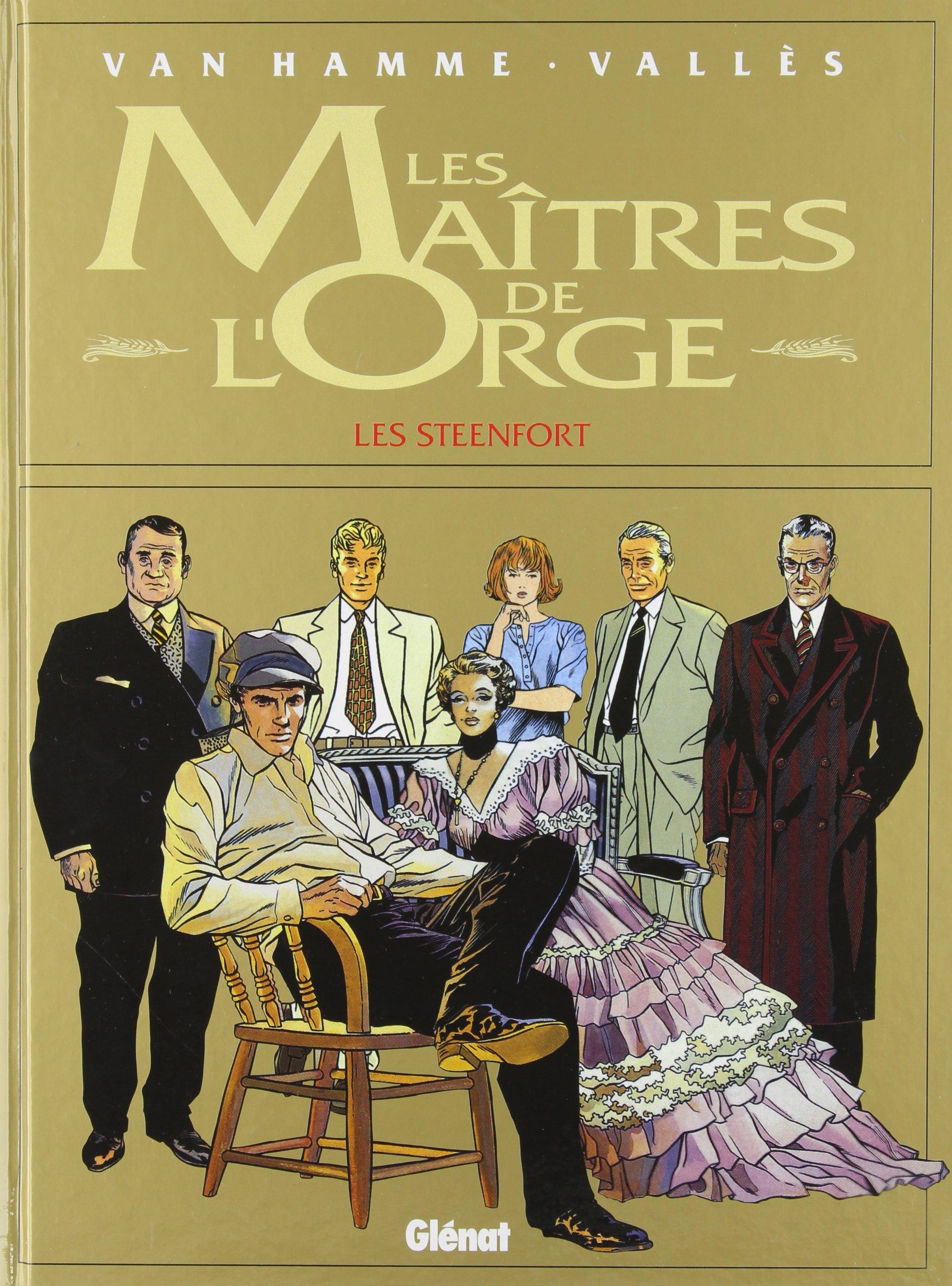 STEENFORT ORGE LES DE L TÉLÉCHARGER MATRES