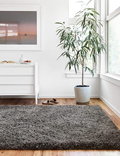 Loloi II Mila Collection Shag Area Rug