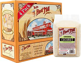 product image for Bob's Red Mill Shredded Coconut (Unsweetened), 24 Ounce (Pack of 4)
