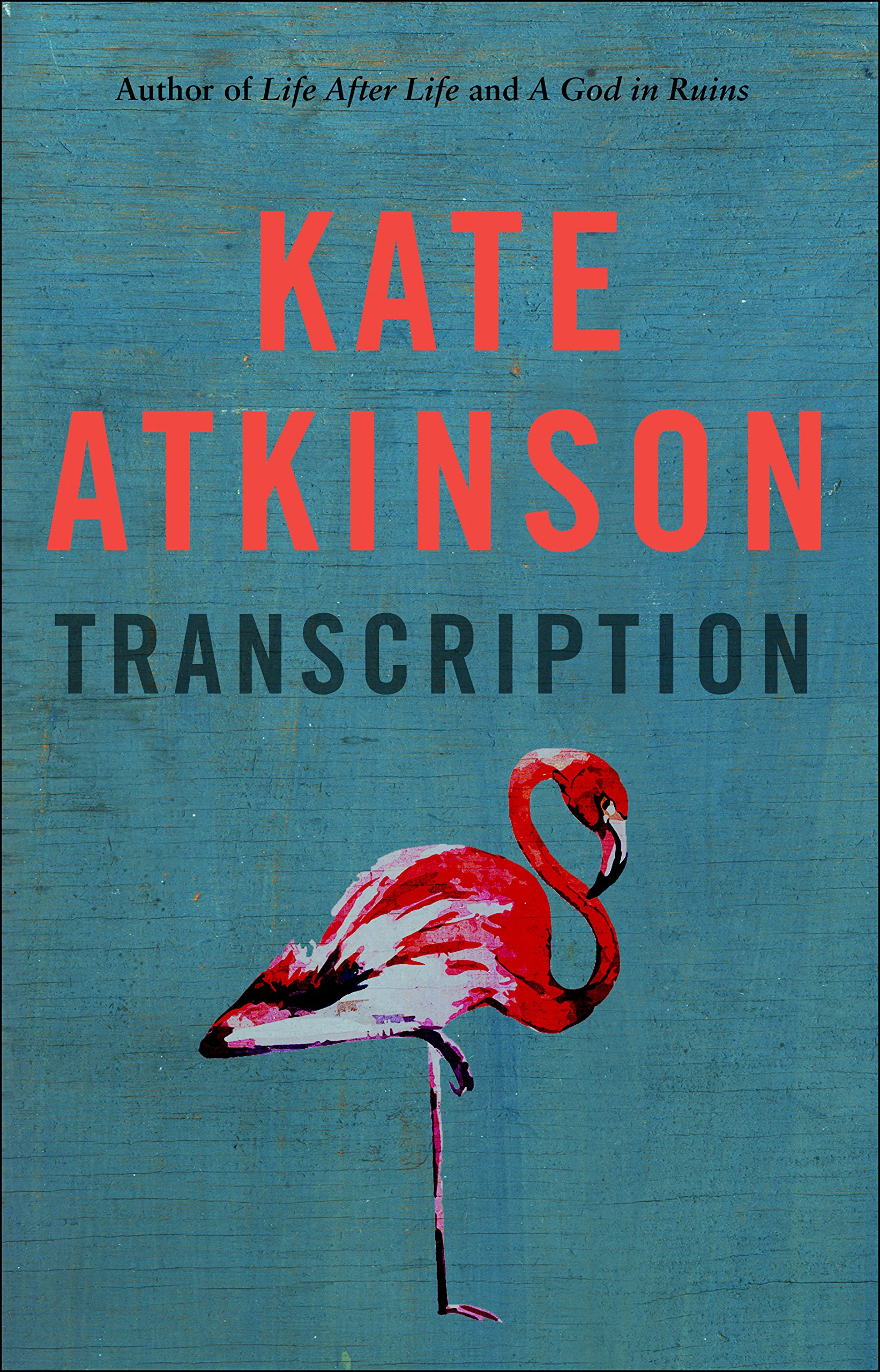Transcription: Amazon.co.uk: Atkinson, Kate: 9780857525888: Books