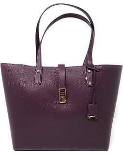 ffc97ed39 Amazon.com: Michael Kors Women's Bedford Leather Top-Handle Bag Tote ...