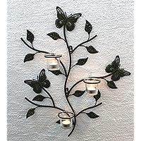 DanDiBo Ambiente - Portavelas de velas pequeñas