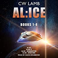 AL:ICE Boxed Set: Books 1-4
