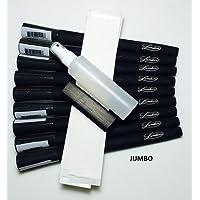 Lamkin X10 black jumbo size KIT Golf grip + grip tape + vice clamp + solvent (select the quantity)