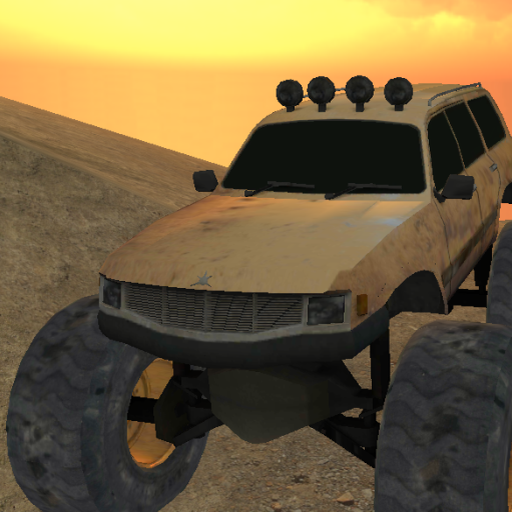 Desert Joyride (Best Monster Truck Crashes)