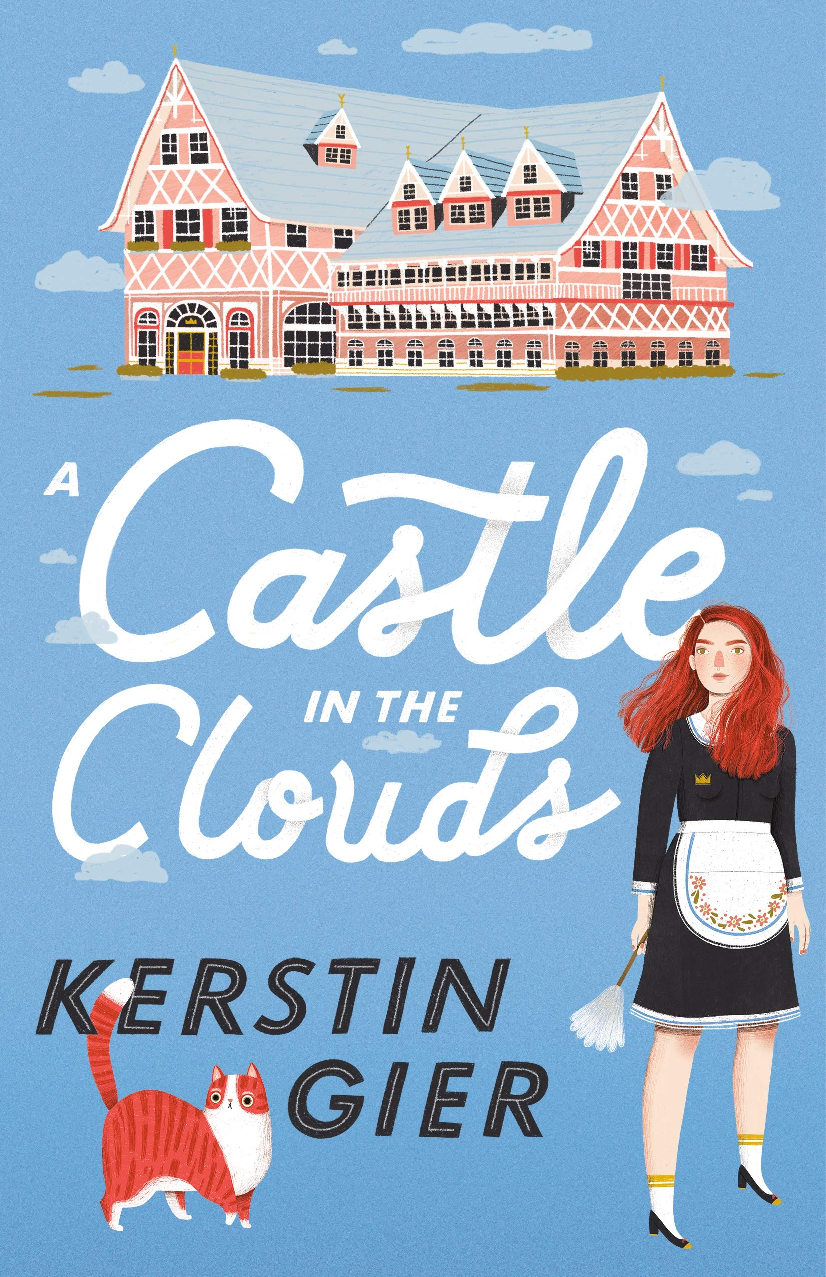 Amazon.com: A Castle in the Clouds (9781250300195): Gier, Kerstin ...