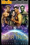 The Ozar Triad: A Negari Sci-Fi Alien Abduction Reverse Harem Romance