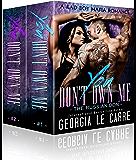 You Don't Own Me - Box Set: A Bad Boy Mafia Romance (The Russian Don)